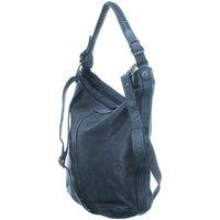 Taschen Damen Handtasche Bear Design Mode Accessoires CL 32851 BLAUW blau