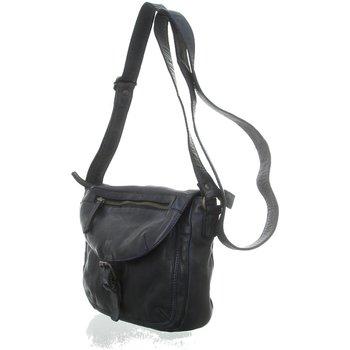 Taschen Damen Handtasche Bear Design Mode Accessoires CL 32609 BLAUW blau