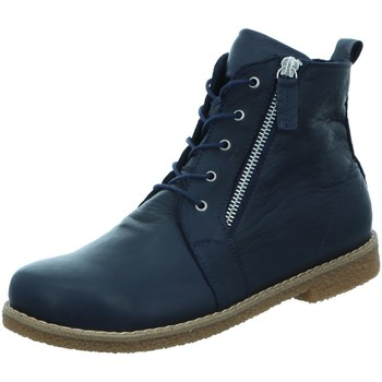 Schuhe Damen Stiefel Andrea Conti Stiefeletten 0348781-017 blau