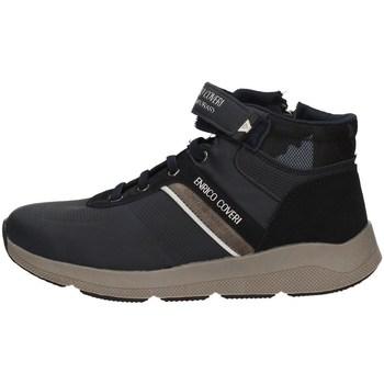 Schuhe Jungen Sneaker High Enrico Coveri 926120 BLUE