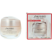 Beauty Damen Anti-Aging & Anti-Falten Produkte Shiseido Benefiance Wrinkle Smoothing Cream Enriched  50 ml