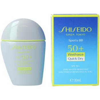 Beauty Sonnenschutz & Sonnenpflege Shiseido Sun Care Sports Bb Spf50+ medium Dark 12 Gr 12 g