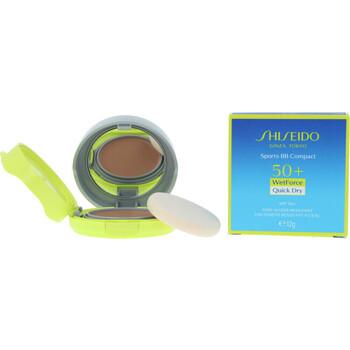 Beauty Sonnenschutz & Sonnenpflege Shiseido Expert Sun Sports Bb Compact Spf50+ dark 12 g