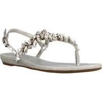 Schuhe Damen Sandalen / Sandaletten Café Noir INFRADITO Silber