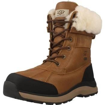 Schuhe Damen Schneestiefel UGG ADIRONDACK BOOT III Brown