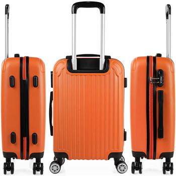 Taschen Hartschalenkoffer Itaca Sevron Mandarine