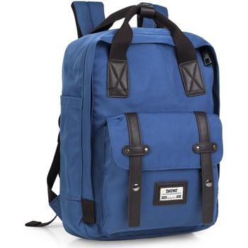 Taschen Herren Rucksäcke Skpat Columbia Blau
