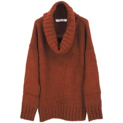 Kleidung Damen Pullover Anonyme | Demeter Pullover, braun | ANY_P259FK161_TOBACCO Marron