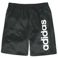Kleidung Jungen Shorts / Bermudas adidas Performance NIKLOS Schwarz