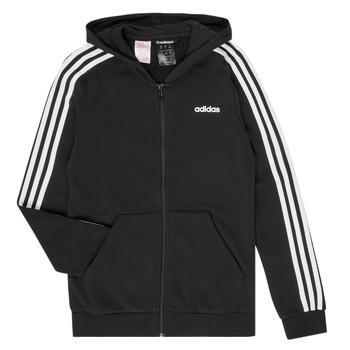 Kleidung Mädchen Sweatshirts adidas Performance GOMELLO Schwarz