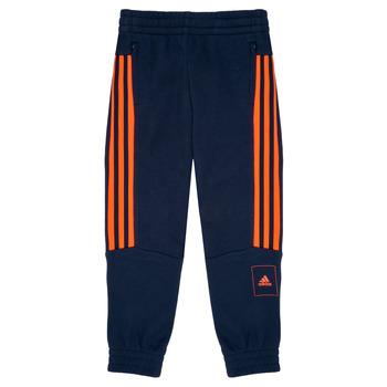 Kleidung Jungen Jogginghosen adidas Performance PERIOLRI Marine