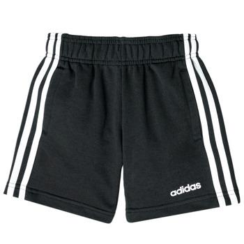 Kleidung Jungen Shorts / Bermudas adidas Performance NATALIE Schwarz