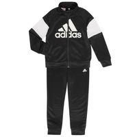 Kleidung Jungen Jogginganzüge adidas Performance AMAURY Schwarz