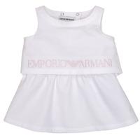 Kleidung Mädchen Kurze Kleider Emporio Armani Alberic Weiss