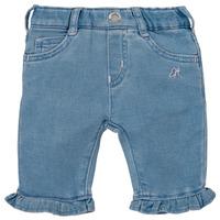 Kleidung Mädchen 5-Pocket-Hosen Emporio Armani Arthur Blau