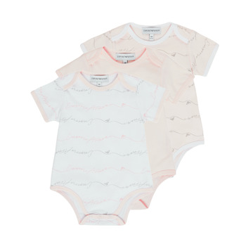 Kleidung Mädchen Pyjamas/ Nachthemden Emporio Armani Alexander Rose