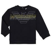 Kleidung Jungen Sweatshirts Emporio Armani Antony Marine