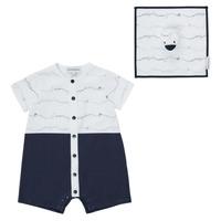 Kleidung Jungen Overalls / Latzhosen Emporio Armani Edouard Marine