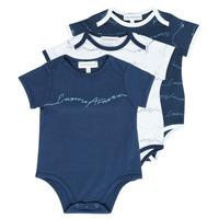 Kleidung Jungen Pyjamas/ Nachthemden Emporio Armani Andrew Marine