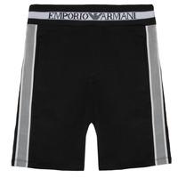 Kleidung Jungen Shorts / Bermudas Emporio Armani Aubert Schwarz