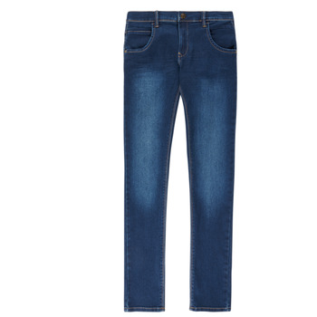 Kleidung Jungen Slim Fit Jeans Name it NITTAX Blau
