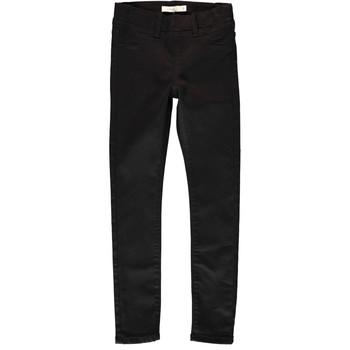 Kleidung Mädchen 5-Pocket-Hosen Name it NITTINNA Schwarz
