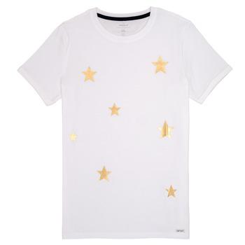 Kleidung Mädchen T-Shirts Name it NKFBONITA Rose