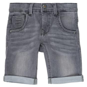Kleidung Jungen Shorts / Bermudas Name it NKMTHEO Grau