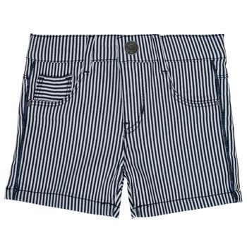 Kleidung Jungen Shorts / Bermudas Name it NKFSALLI Marine