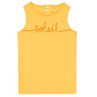 Kleidung Mädchen Tops Name it NKFFAMILA Gelb