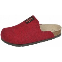 Schuhe Hausschuhe Weeger Hausschuh Art.41550-60 PANTOFFEL rot
