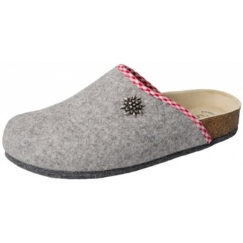 Schuhe Hausschuhe Weeger Filz-Hausschuh Art. 41545-50 grau