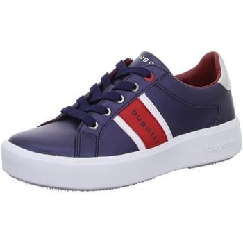 Schuhe Damen Sneaker Bugatti 4324071B5050-4130 8 blau