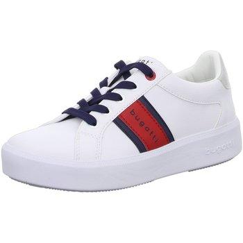 Schuhe Damen Sneaker Bugatti Kelli weiß