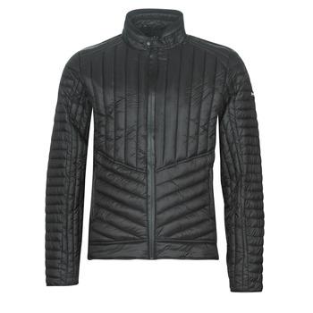 Kleidung Herren Jacken Schott HAMILTON19 Schwarz