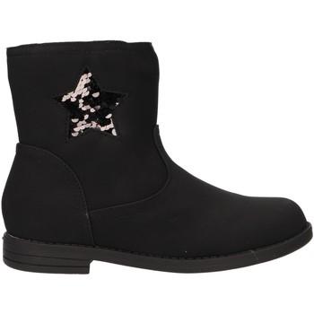 Schuhe Mädchen Stiefel Happy Bee B179780-B1758 Negro