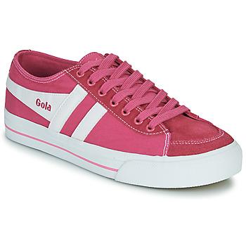 Schuhe Damen Sneaker Low Gola QUOTA II Rose / Weiss