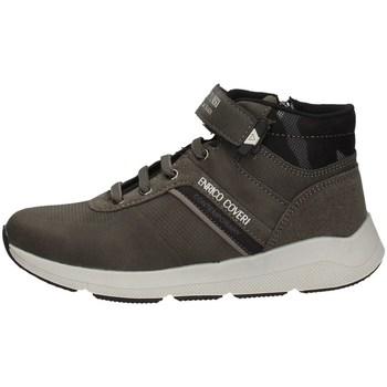 Schuhe Jungen Sneaker High Enrico Coveri 926120 GRAY