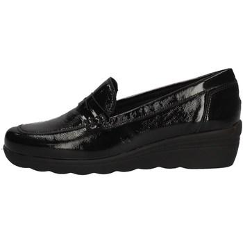 Schuhe Damen Slipper Florance C16100-4 BLACK