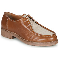 Schuhe Damen Derby-Schuhe André ETIENNE Beige