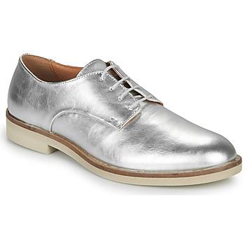 Schuhe Damen Derby-Schuhe André EFELIA Silbern