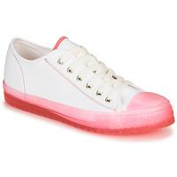 Schuhe Damen Sneaker Low André HAIZEA Rose