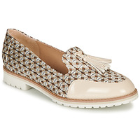 Schuhe Damen Slipper André EMOTION Beige