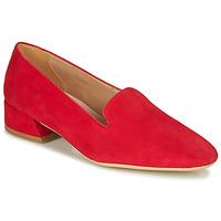 Schuhe Damen Slipper André JUBBA Rot