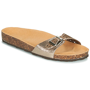 Schuhe Damen Sandalen / Sandaletten André BRIONI Gold