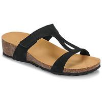 Schuhe Damen Sandalen / Sandaletten André REVERA Schwarz