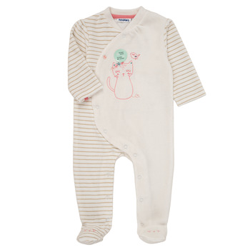 Kleidung Mädchen Pyjamas/ Nachthemden Noukie's LEO Rose