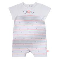 Kleidung Kinder Overalls / Latzhosen Noukie's NOLAN Multicolor