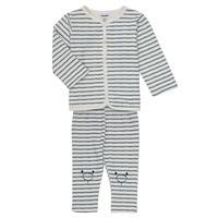Kleidung Jungen Kleider & Outfits Noukie's KAIS Weiss