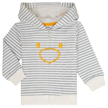 Kleidung Jungen Sweatshirts Noukie's CAM Weiss
